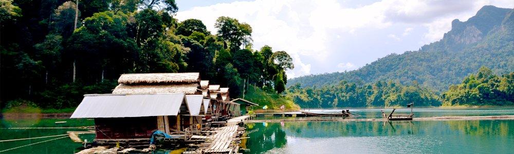 The peace and quiet of Klong Ka