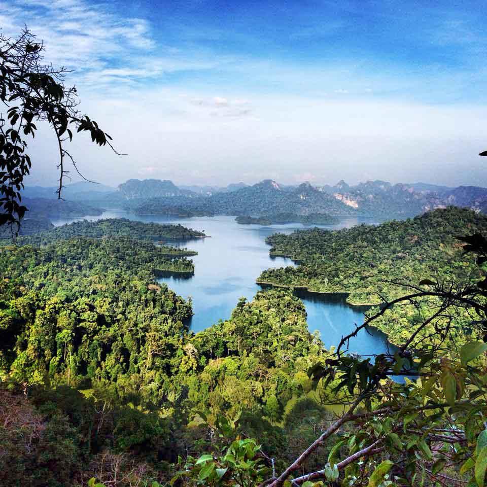 Khao Sok National Park, Lake View