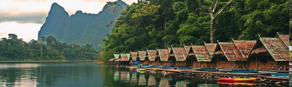 Delux bungalows at Prai Wan