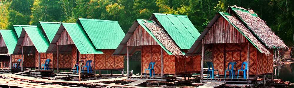 Krai Son Raft House