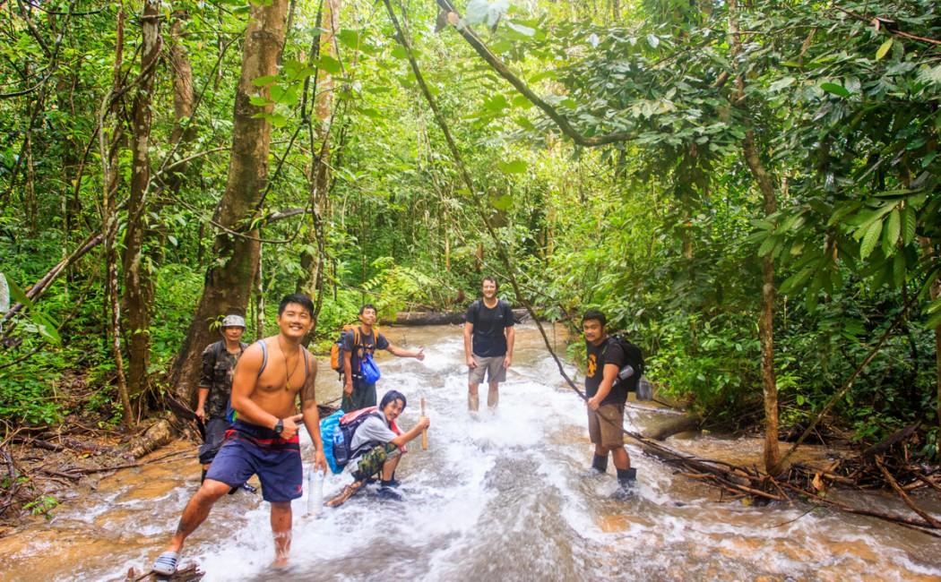 lake tours khao sok