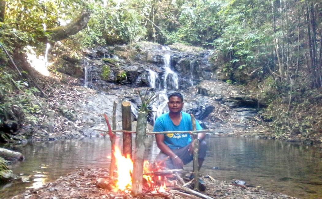 Khao Sok Jungle Camping