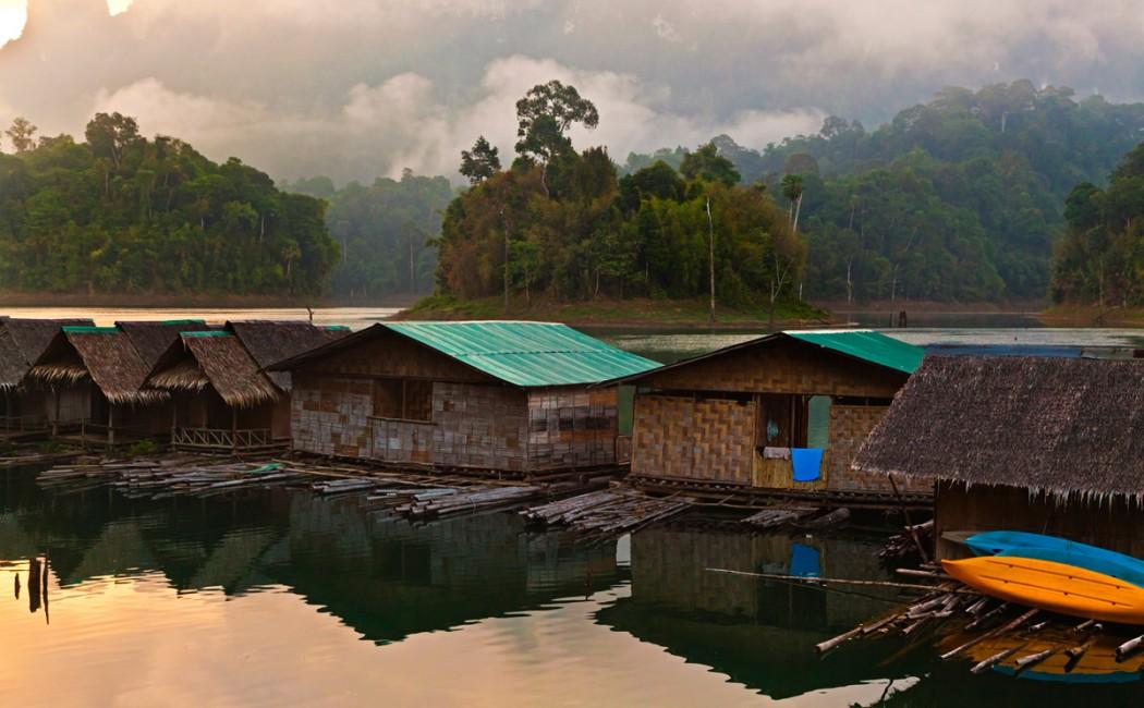 Tam Gia Bungalow Khao Sok Lake Cheow Lan