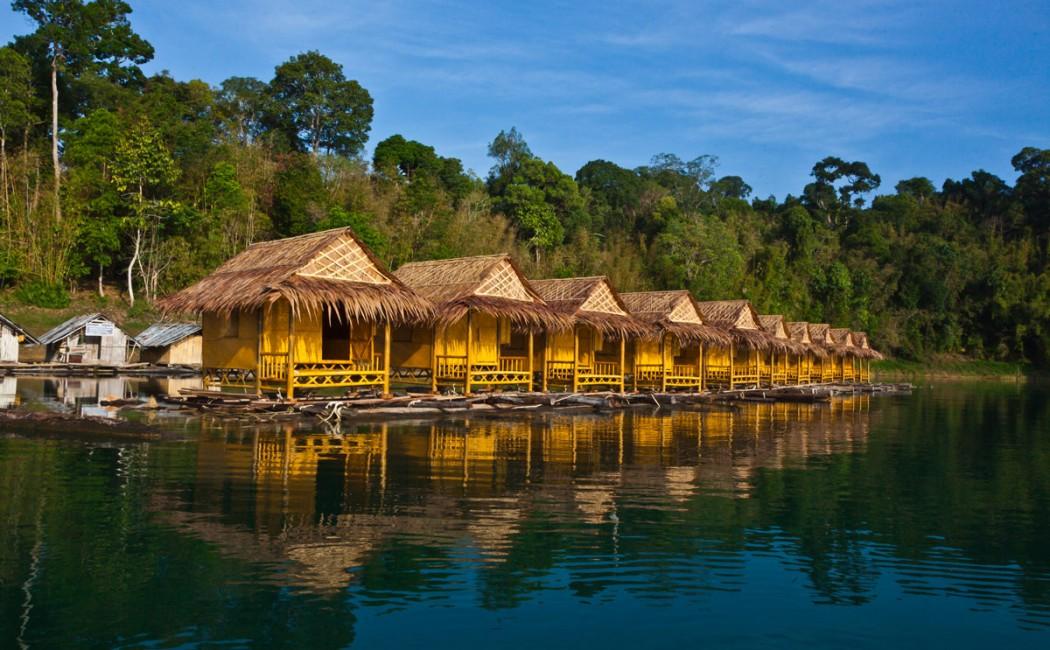 Klong Yee Bamboo Bungalows Khao Sok Lake