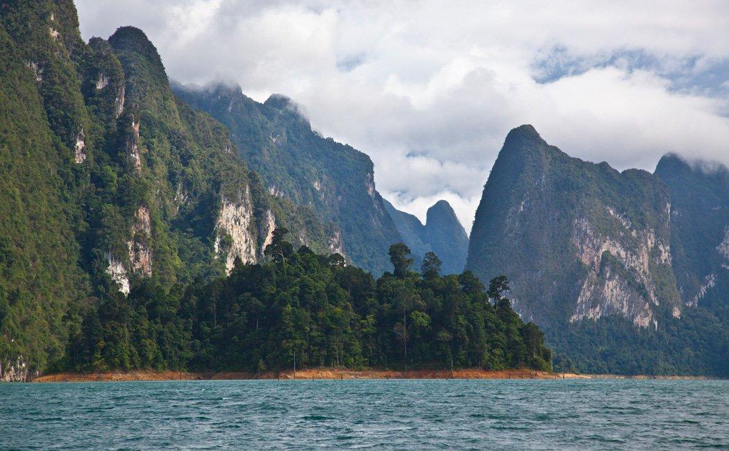 Khao Sok Lake View