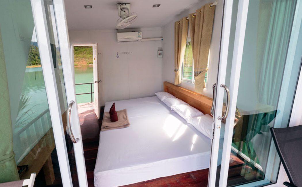 Phupa Waree Superior Room, Khao Sok Lake