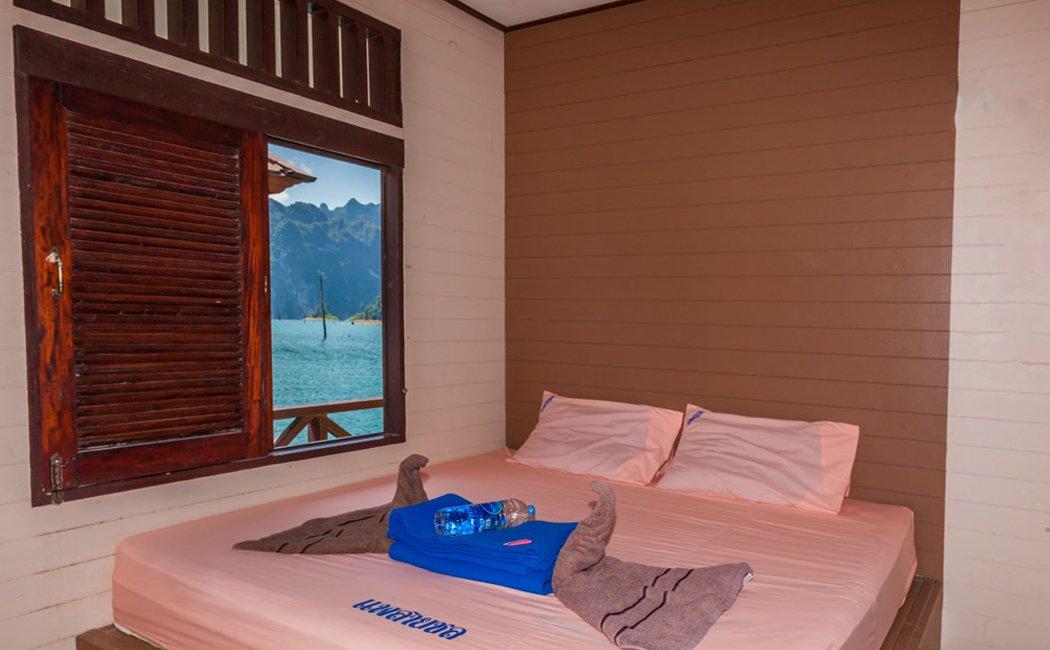 Sai Chon Raft House, Khao Sok